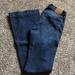 Lucky Brand Brooke Flare Jeans SZ 2 Like New